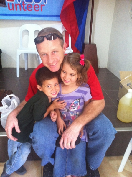 Pastor and the Kids