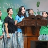 Students Singing!