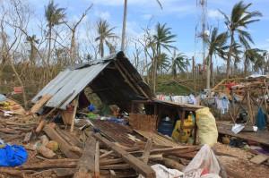 Devastation at Malapascua