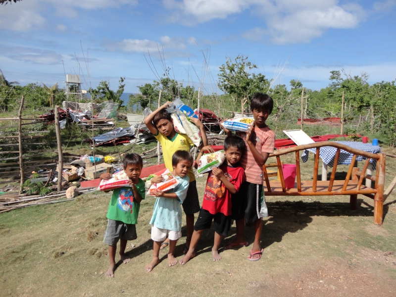Kids From the Island Offered to Help